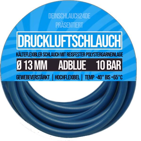 Ø 13 x 20mm Druckluftschlauch Kompressorschlauch Luft Wasser ADBLUE - Meterware